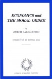 Economics and the Moral Order