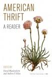 American Thrift: A Reader